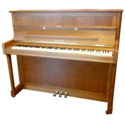 Piano Droit SAUTER 122 Résonance Merisier satiné / Méc. RENNER R²