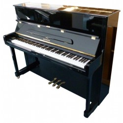 Piano Droit SAMICK SU 118 SP Noir brillant