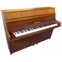 Piano Droit ZIMMERMANN 105V bois satiné