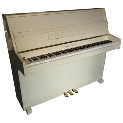 Piano Droit YOUNG-CHANG U-109 Ivoire brillant