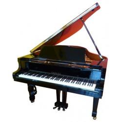 PIANO A QUEUE YAMAHA C3 Silent 186cm Noir brillant