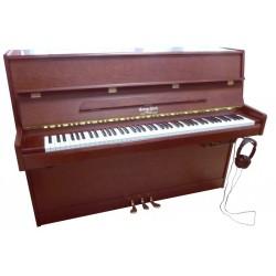 "PIANO DROIT GEORGE STECK ""all night"" US-09 Merisier Mat ou noir Poli"
