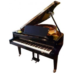 PIANO A QUEUE SAUTER Delta 182cm Noir poli