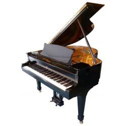 PIANO A QUEUE STEINWAY & SONS model S 155 cm Noir Poli