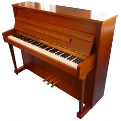 Piano Droit RIPPEN Allegro 110 cm Merisier satiné