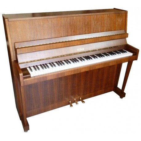 Piano Droit PETROF 118 Noyer satiné