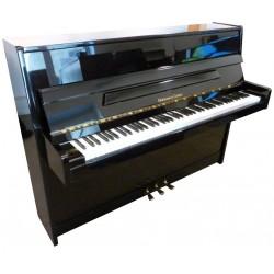 Piano Droit HOFMANN & CZERNY 108M Noir brillant