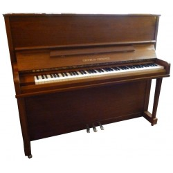 Piano Droit Grotrian-Steinweg 124cm chêne satiné