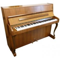 Piano Droit C.SAUTER 108 Noyer Satiné