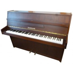 Piano Droit ZIMMERMANN 105M acajou satiné