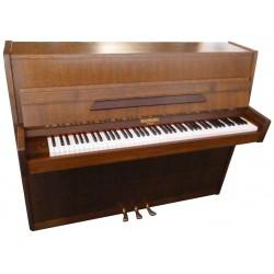 Piano Droit RAMEAU Uzes 116cm Noyer satiné