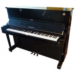 Piano Droit YAMAHA U1 Silent MP1Z Noir Poli 121cm
