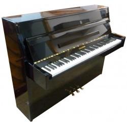 Piano Droit BRUCKNER 106S Noir poli