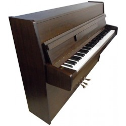 Piano Droit HELLAS 105cm Noyer satiné