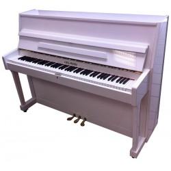 Piano Droit Heilmann 110T Blanc brillant