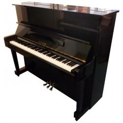Piano Droit VICTOR V-102B Noir Poli 125cm