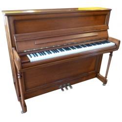 Piano Droit W.HOFFMANN 120 Romantique Merisier satiné