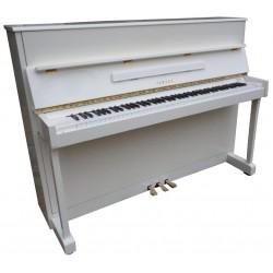 Piano Droit YAMAHA LU201C 114cm Blanc brillant