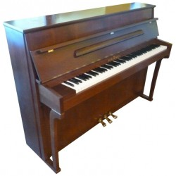 Piano Droit SCHIMMEL 108 noyer satiné