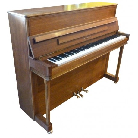 Piano Droit SEILER 114 Noyer satiné
