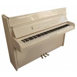 Piano Droit CHOISEUL MC-1 Blanc poli 109cm
