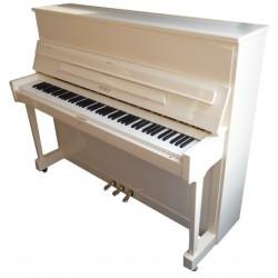 Piano Droit PETROF P 118 Ivoire Brillant