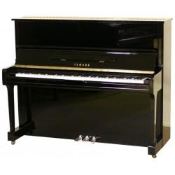 Piano Droit YAMAHA U100 Noir brillant 121cm