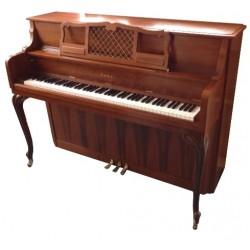 Piano Droit KAWAI 701F Noyer américain satiné