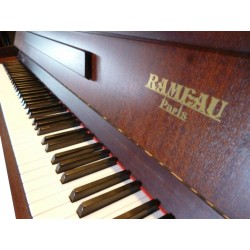 Piano Droit RAMEAU Beaucaire 115cm Makoré satiné