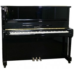 Piano Droit KAWAI XO2 125cm Noir brillant