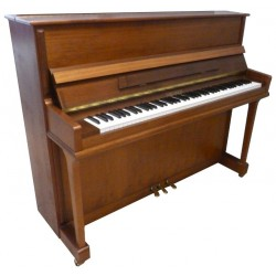 Piano Droit WIENNER M118 Noyer satiné