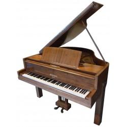 PIANO A QUEUE PLEYEL Art Déco 148cm Noyer satiné