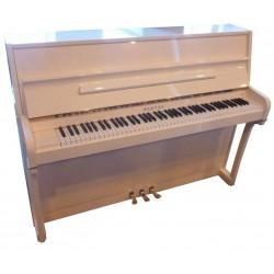 Piano Droit PLEYEL by SCHIMMEL Marigny Ivoire brillant