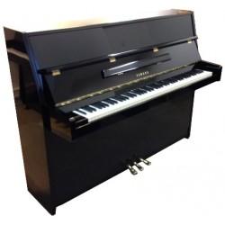 Piano Droit YAMAHA LU201 114cm Noir brillant
