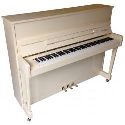Piano Droit RAMEAU Lutèce Ivoire brillant