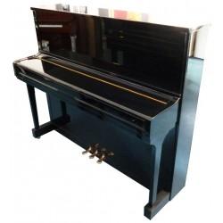 Piano Droit RIEGER-KLOSS 123 Exclusive Noir brillant