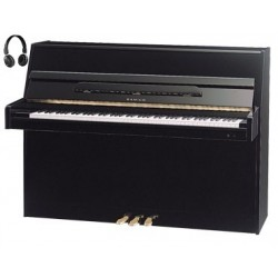 PIANO DROIT SAMICK CV-110 DREAM noir poli