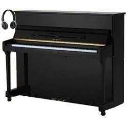 PIANO DROIT SAMICK CV-115 DREAM noir poli
