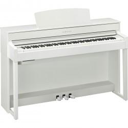 Piano numérique YAMAHA CLP-575 WH Blanc