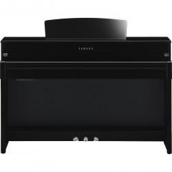 Piano numérique YAMAHA CLP-545 PE Noir poli