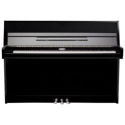 PIANO DROIT KEMBLE K109 Noir brillant et chrome