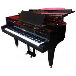 PIANO A QUEUE IBACH F II 1m83 Noir poli