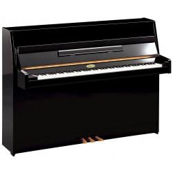 PIANO DROIT KEMBLE Cambridge 12 112 cm Noir brillant