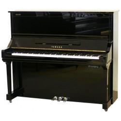 Piano Droit YAMAHA YU3SZ SILENT 131 cm Noir brillant