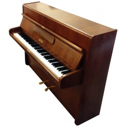 Piano Droit GEYER 1M Noyer satiné