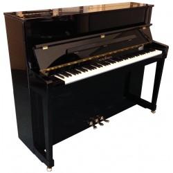 Piano Droit SCHIMMEL 120 International Noir brillant