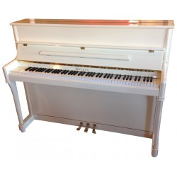 Piano droit GAVEAU by Schimmel Concorde Ivoire poli