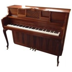 Piano Droit KAWAI 701F 112cm Noyer américain satiné