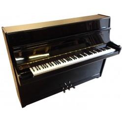 Piano Droit CALISIA M110 Noir brillant