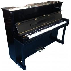 Piano Droit SAMICK SU-118 Noir brillant 118 cm